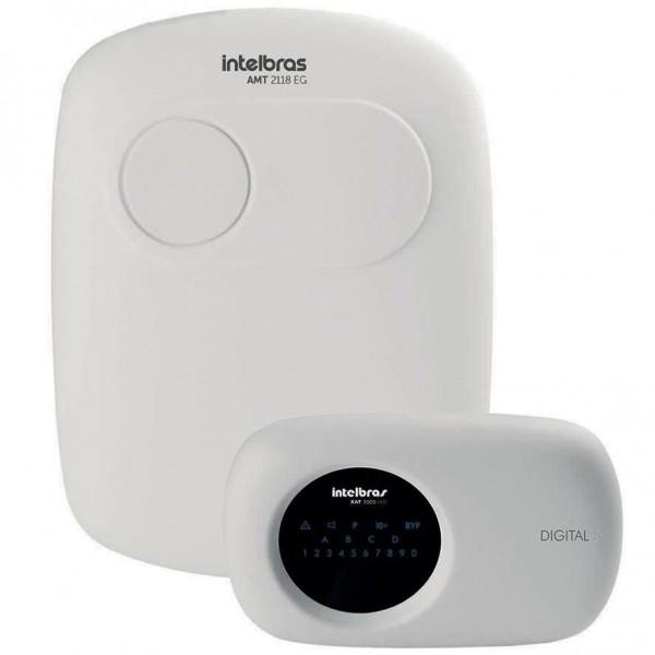 Central de alarmme monitorada ANM 2118EG Intelbras