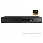 DVR Stand Alone Turbo HD Pentaflex 16 Canais HDTVI 720P DS-7208HGHI-F1- HIKVISION