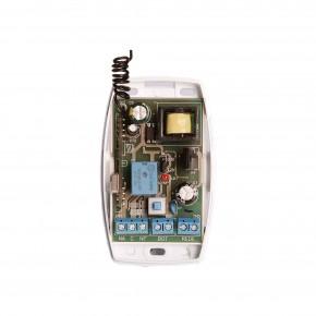 Botoeira PRIME eletrônica com RX e fonte 1A incorporado