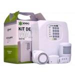 Kit Alarme residencial sem fio MAX IPEC